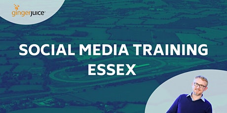Social Media for Travel & Tourism (Chelmsford) tickets