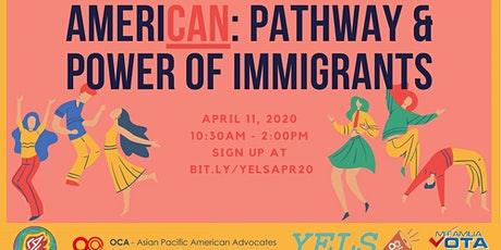 AmeriCAN: Pathway & Power of Immigrants tickets
