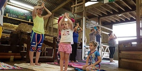 Goat Yoga - Family Session tickets
