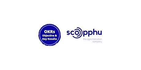 LIVE ONLINE | OKRs Objectives & Key Results ingressos