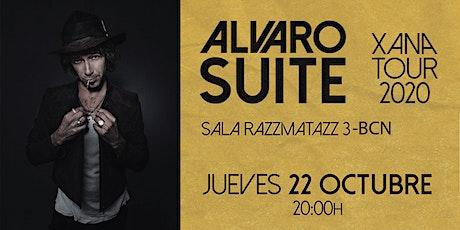 "ALVARO SUITE presenta ""La Xana"" entradas"