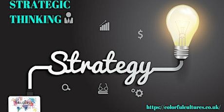 Strategic Thinking Workshop tickets