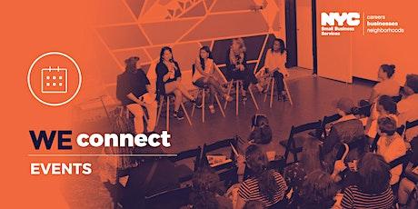 WE Connect Event: Coronavirus Economic Relief Programs tickets