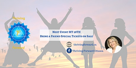 "Thriving Forward - Community Gathering for Women - May ""Home"" tickets"