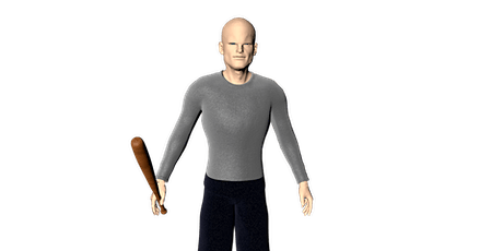 Krav Maga Kompakt Workshop Stick Defense 1 - Verteidigung gegen Stockangriffe Tickets