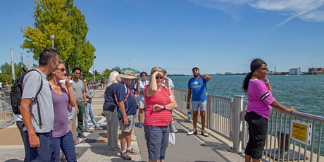 Detroit Riverfront Past, Present & Future Walking Tour tickets