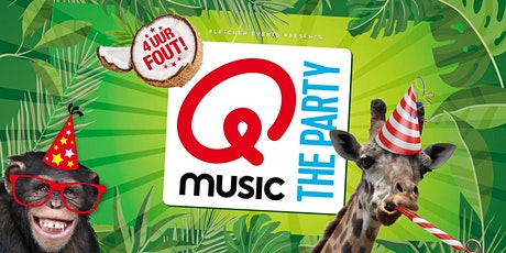 Qmusic the Party XL - 4uur FOUT! in Etten-Leur (Noord-Brabant) 17-10-2020 tickets