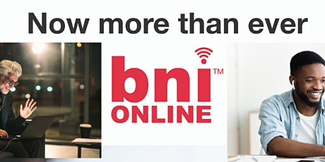 ONLINE Networking-BNI Bedford Business Builders tickets