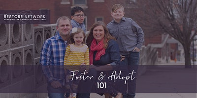 Foster & Adopt 101 Workshop – Virtual Event