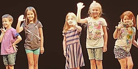 ACT Summer Drama Camp: K-2 with Kate Kale Wolf (Grades 1 and 2) tickets