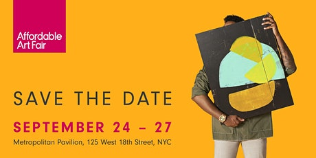Affordable Art Fair NYC 2020 tickets