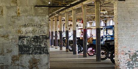 MotorCities National Heritage Area - New Center Walking Tour tickets