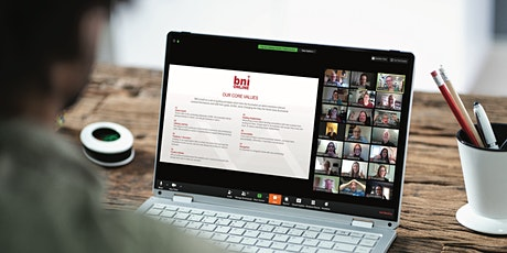 ONLINE Networking - BNI Business Connectors tickets