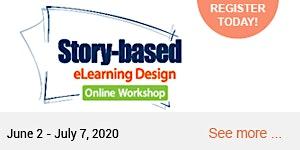 Story-Based eLearning Design Online Workshop 2020...