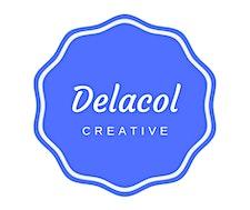 Delacol Creative logo