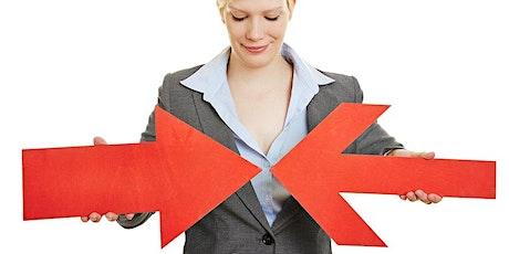 Gestion des conflits : Prévention et résolution pour un milieu de travail.. tickets