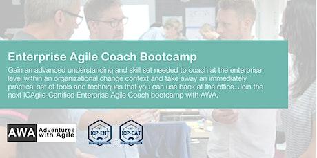 Enterprise Agile Coach Bootcamp (ICP-ENT & ICP-CAT)   Chicago - October 2020 tickets