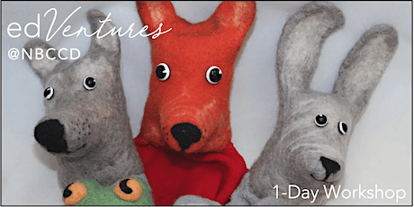 Make your own Felted Puppet - Tina Sharapova tickets