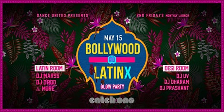 Latin & Bollywood Glow Party in L.A. tickets