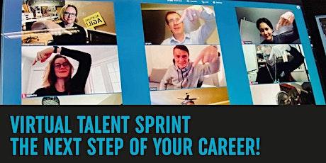 4 DAY - Virtual Talent-Sprint - UX, digital & service design tickets