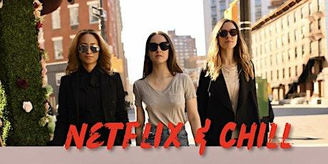 SocietyX Virtual Netflix & Chill tickets