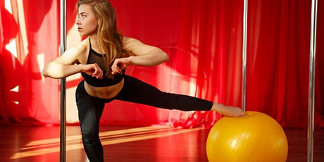 30 Beginner Pole Dance Class Online tickets
