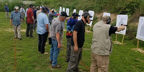Three-Day Firearms Instructor Development Course (AR) tickets