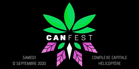 CanExpo (21+) & CanFest (18+) 2020 - 1er festival de cannabis, région de QC tickets