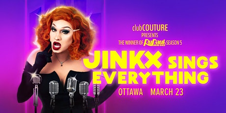 NEW DATE: JINKX Sings Everything tickets