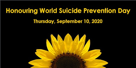 World Suicide Prevention Day Workshop - FREE ADMISSION tickets