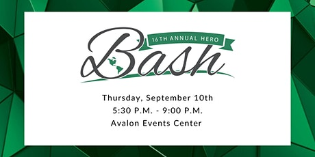 16th Annual HERO Bash tickets