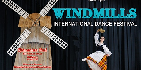 Windmills International Dance Festival tickets