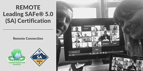 REMOTE Learning TX | Leading SAFe® 5.0 Certification Course tickets
