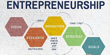 Entrepreneurship Workshop w / Live Trainer tickets
