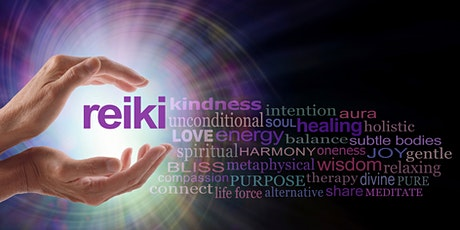 Reiki Distant Healing Session tickets