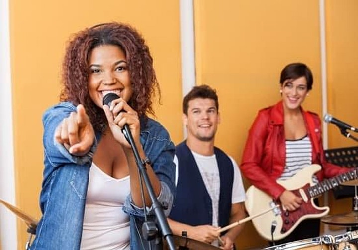 Imagem do evento Aula de Canto em Palmas