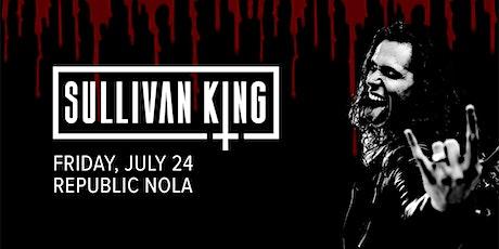 Sullivan King tickets