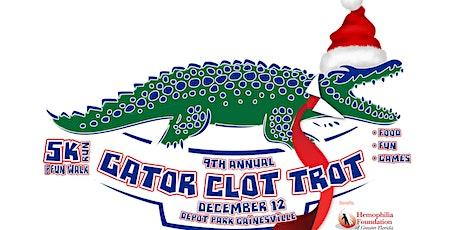 9th Annual Gator Clot Trot tickets