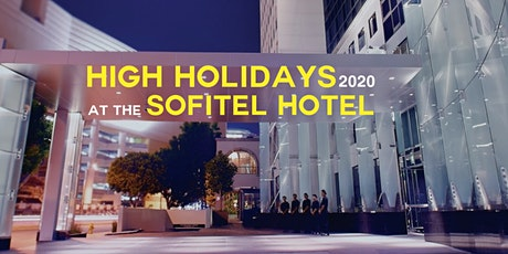 YJP High Holidays at Sofitel tickets