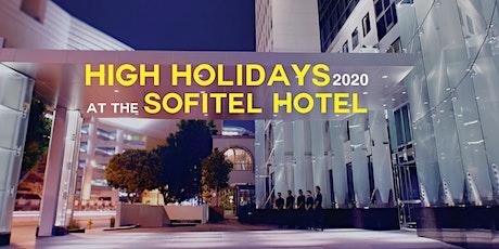 YJP High Holidays at Sofitel tickets