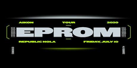EPROM tickets