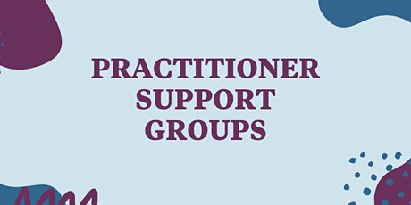 MyWellbeing Member Practitioner Support Group tickets