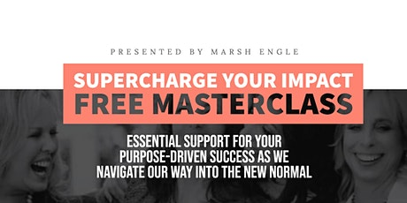 SUPERCHARGE YOUR IMPACT tickets