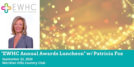 2020 EWHC Annual Awards Luncheon tickets