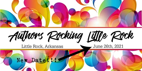 Authors Rocking Little Rock 2021 tickets