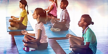 Free Live Children's Meditation & Mindfulness Class tickets