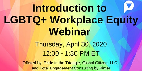 Introduction to LGBTQ+ Workplace Equity tickets