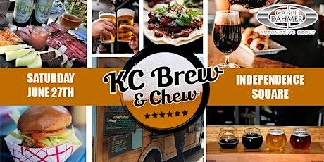 KC Brew & Chew - Spring 2020 tickets