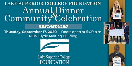 Lake Superior College Foundation Annual Dinner & Community Celebration tickets