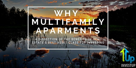 [WEBINAR] Why Multifamily? Real Estate Investing's Best Asset Class biglietti